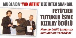 Muğla'da 'kan' donduran skandal: FETÖ tutuklusuna asker eliyle kan ödülü!