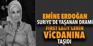Emine Erdoğan'dan First Lady'lere mektup!