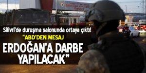 ABD mesajı duruşma salonunda okundu: 'Erdoğan'a darbe yapılacak!'