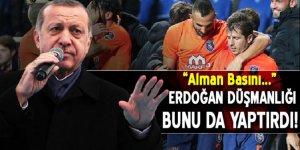 Alman basını Başakşehir'in başarısını da Erdoğan'a bağladı