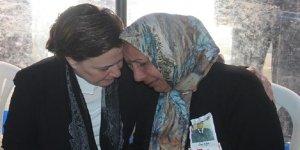 Şehit cenazesinde Bakan'ın gözyaşları