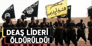 DEAŞ lideri Ebu Candal, Rakka'da öldürüldü