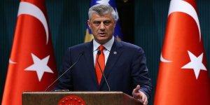 'Türkiye'de terörist kimse, o Kosova için de teröristtir'