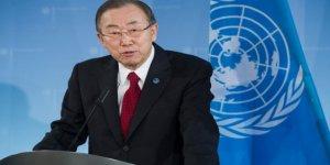 Ban Ki Moon, Birleşmiş Milletler'e veda etti