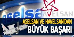 Aselsan ve Havelsan'dan büyük başarı
