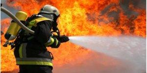 Başkent'te yangın! 30 kişi...