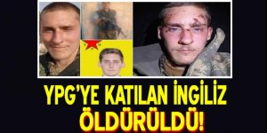 YPG'ye katılan İngiliz öldürüldü