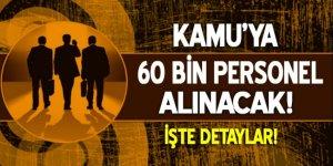 Bakan Müezzinoğlu, 60 bin personelin dağılımını açıkladı