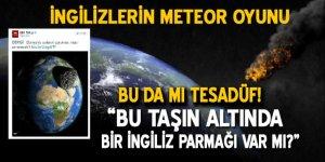 BBC Türkçe, asteroidi Türkiye'ye düşürünce...