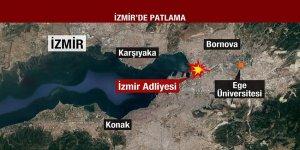 İzmir'de patlama sonrası çatışma çıktı!