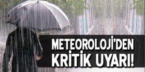 Meteoroloji'den Ege ve Marmara için kuvvetli yağış ve fırtına uyarısı!