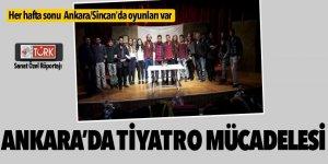 Ankara'da Tiyatro Mücadelesi!