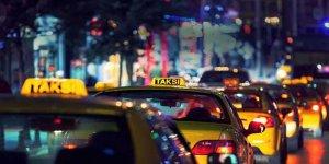Takside 'Fazla ücret talep edenleri bildirin'