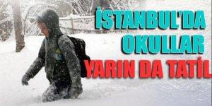 İstanbul'da yarın okullar tatil! Beklenen açıklama geldi