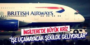 British Airways çalışanları 2 günlük greve gitti