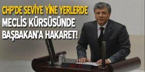 CHP'li Balbay'dan, Başbakan Yıldırım'a hakaret