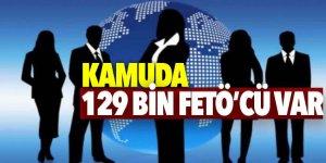 Kamuda 129 bin FETÖ'cü var! İçerik kayıtları var...