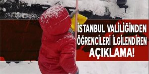 İstanbul'da derslerin telafisi yapılacak