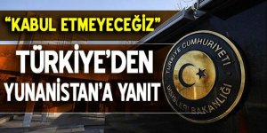 Yunanistan'ın 28 adacık planına Türkiye'den yanıt geldi!