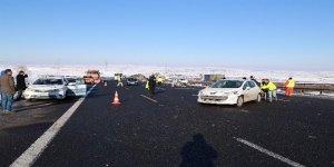 Başkentte aynı noktada 3 ayrı kaza