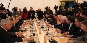 Türkiye, Rusya ve İranlı yetkililer Moskova'da buluştu