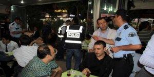 Siirt'te 160 polis ile asayiş uygulaması