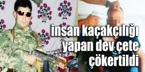 İnsan kaçakçılığı yapan dev çeteyi İstanbul polisi çökertti!