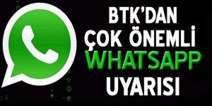 BTK Başkanı Ömer Fatih Sayan'dan çok önemli WhatsApp uyarısı!