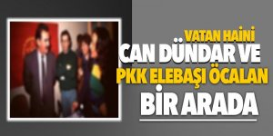 Can Dündar ve Öcalan'ın bir arada
