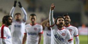 Antalyaspor bu sezon bir ilki gerçekleştirdi