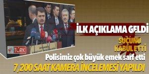 İstanbul Valisi ve İstanbul Emniyet Müdüründen ilk açıklama