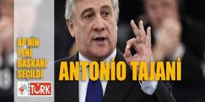 Avrupa Parlamentosu'nun yeni başkanıİtalyan Tajani