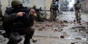 Aranan PKK'lı teröristler ani operasyonlar öldürüldü