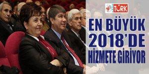 Türkiye'nin en büyük Kent Müzesi 2018'de hizmete giriyor!