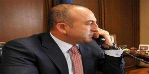 Çavuşoğlu ABD ve Suud'la telefonla görüştü