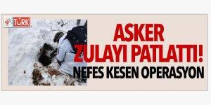 Nefes kesen operasyon! PKK'a ait 19 sığınak ele geçirildi