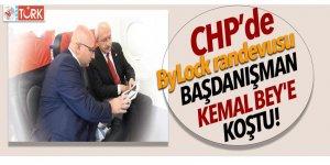 CHP Genel Merkezi'nde ByLock Randevusu! başdanışmanı Kemal Bey'e koştu