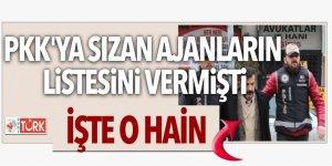 PKK içindeki ajanların listesini Kandil'e sızdıran FETÖ'cü yakalandı