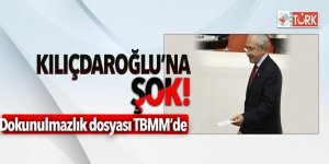 Kılıçdaroğlu'nun dokunulmazlık dosyası TBMM'de