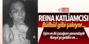 Reina katliamcısı bülbül gibi şakıyor! Talimatı Rakka'daki DEAŞ emirinden...