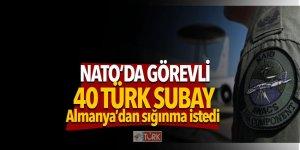 40 Türk subayı Almanya'dan sığınma istedi