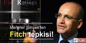 Mehmet Şimşek'ten 'Fitch' Tepkisi!