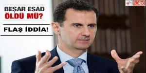 Beşar Esad Öldü İddiası Sosyal Medyayı Karıştırdı!