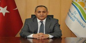 Tarım İl Müdürü Ahmet Dallı görevden alındı
