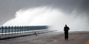 Dikkat! Doğu Akdeniz'de don ve fırtına uyarısı