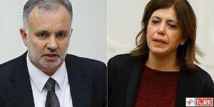 HDP'li İki Vekil Hakkında Yakalama Kararı!