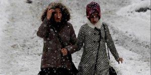 Meteoroloji'den 12 İle Yoğun Kar Uyarısı!