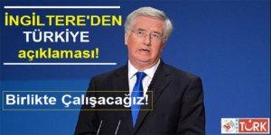 İngiltere'den Türkiye Açıklaması!