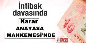 Emeklilere İntibak Talebi Anayasa Mahkemesi'nde!