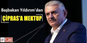 Başbakan Yıldırım'dan Çipras'a Kritik Mektup!